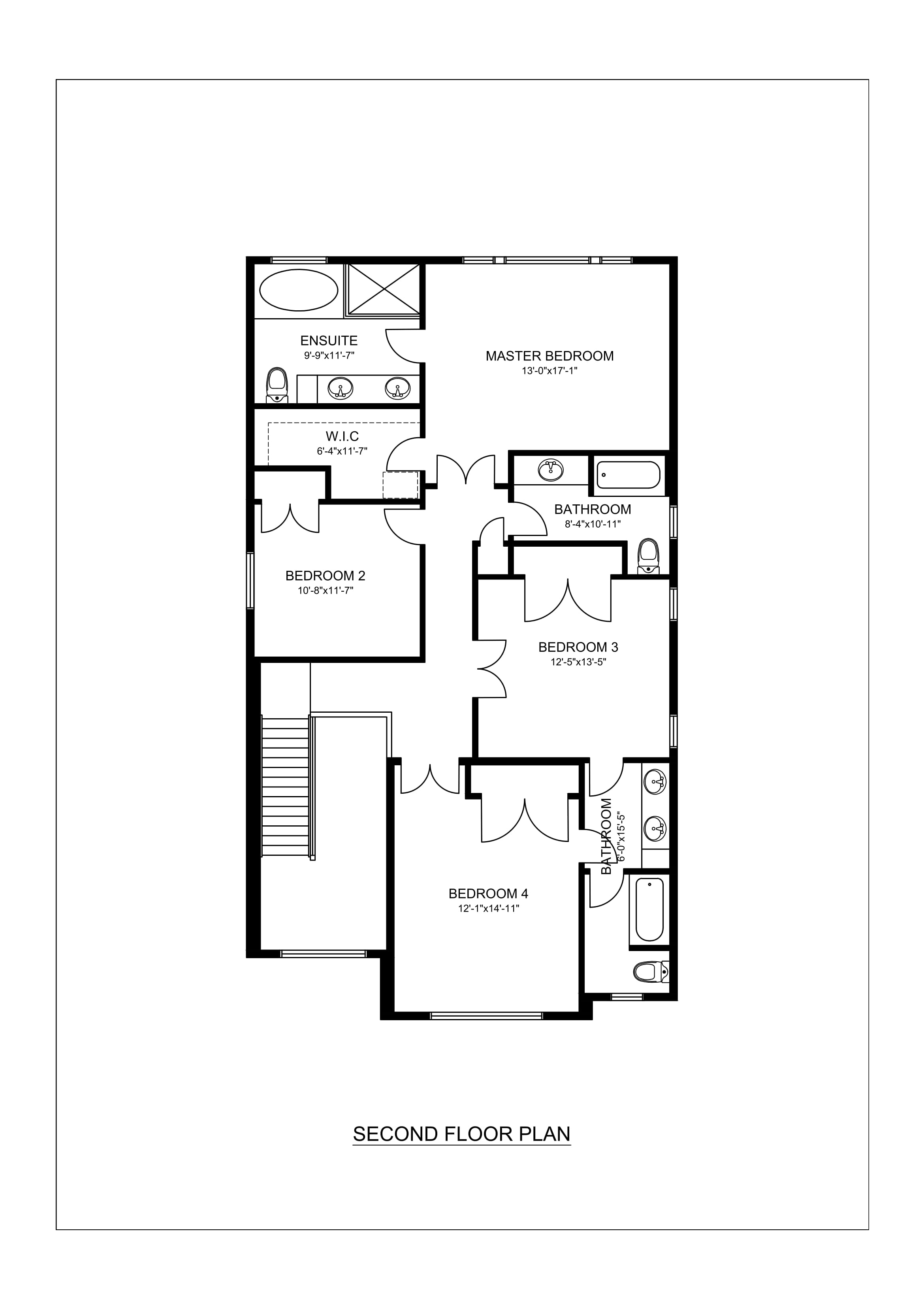 2d floor plan design rendering samples examples for Floor plans